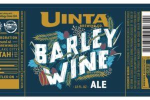 Uinta Brewing Barley Wine