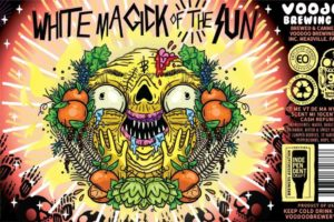 Voodoo Brewing White Magick Of The Sun Wheat Ale