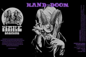 Wake Brewing Hand Of Doom Stout