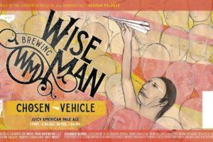 Wise Man Brewing Chosen Vehicle Juicy APA