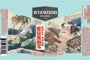 Wynwood Brewing Sushi Roll Pilsner